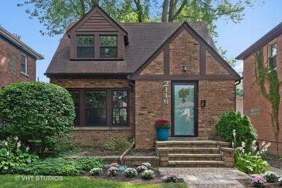 Single Family Home New: 2116 Cleveland Street