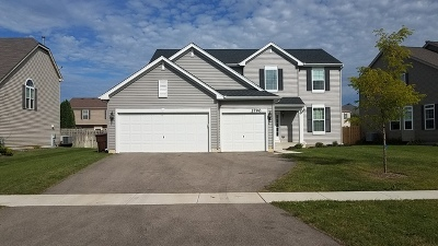 Woodstock IL Single Family Home Price Change: $287,499