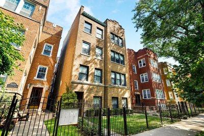 Condo/Townhouse For Sale: 2024 West Farragut Avenue #2N