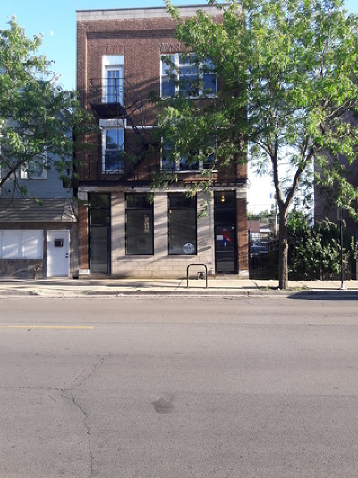 Chicago Multi Family Home For Sale: 3421 West Armitage Street