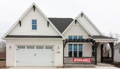 Burr Ridge Single Family Home For Sale: 7229 Lakeside (Lot 8) Circle