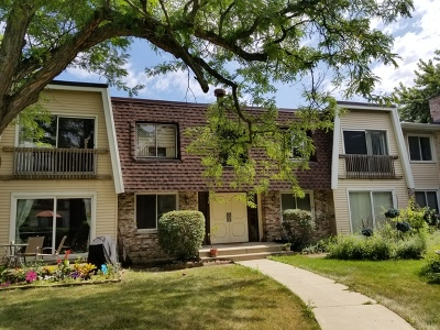 Woodridge Condo/Townhouse Price Change: 2924 Roberts Drive #3