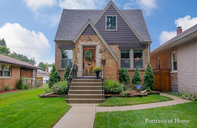 Brookfield Single Family Home For Sale: 3119 Sunnyside Avenue