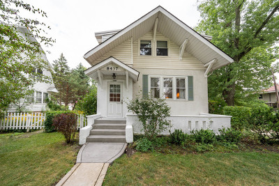 Brookfield Single Family Home For Sale: 8437 Greenview Avenue