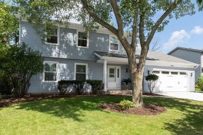 Naperville Single Family Home For Sale: 145 Split Oak Road