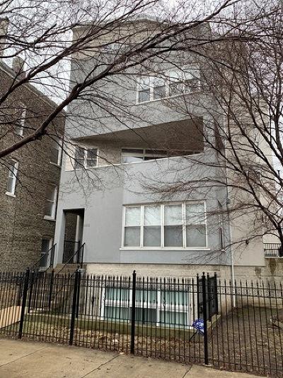 Condo/Townhouse For Sale: 1456 North Greenview Avenue #1E