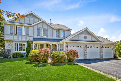 West Dundee Single Family Home For Sale: 1811 Glenmoor Drive