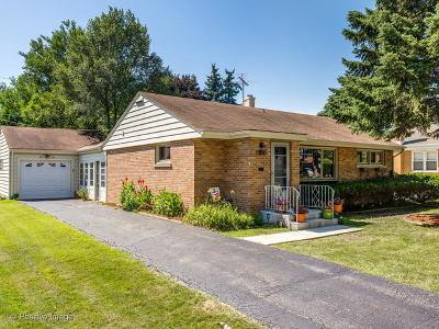 Morton Grove Single Family Home For Sale: 8832 Parkside Avenue