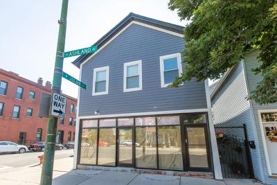 Multi Family Home For Sale: 1450 North Ashland Avenue