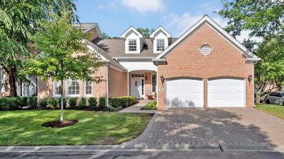 Burr Ridge Condo/Townhouse For Sale: 27 Old Mill Court