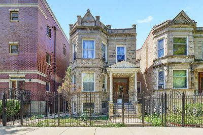 Multi Family Home For Sale: 1904 North Spaulding Avenue