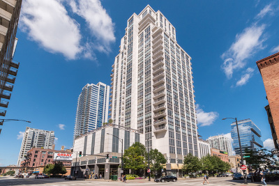 Condo/Townhouse For Sale: 200 West Grand Avenue #603