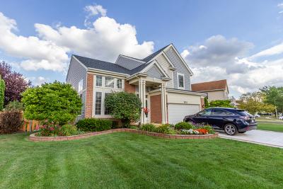 Glendale Heights Single Family Home For Sale: 1831 Churchill Lane