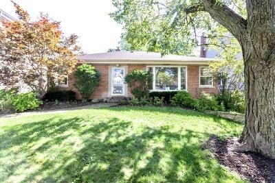 Elmhurst Single Family Home Price Change: 893 South Poplar Avenue