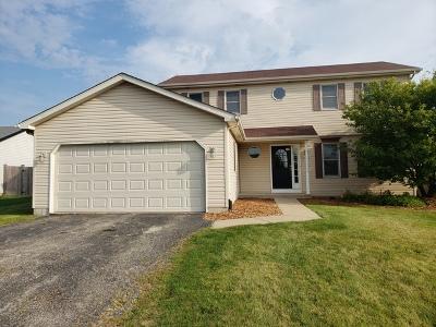 Joliet, Shorewood Rental For Rent: 6915 Riley Drive