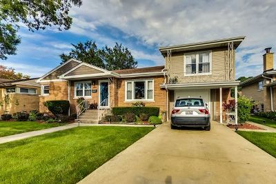 Brookfield Single Family Home Price Change: 3105 Morton Avenue