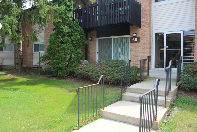 Willowbrook Condo/Townhouse For Sale: 6b Kingery Quarter #108