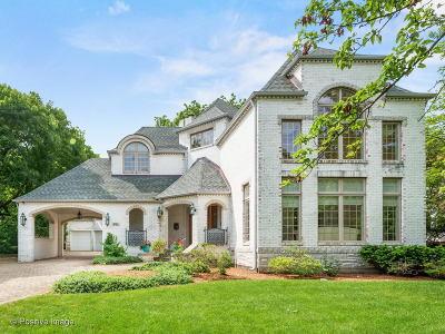 Glen Ellyn Single Family Home For Sale: 591 Hill Avenue