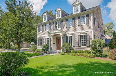 Wheaton Single Family Home For Sale: 337 West Oak Avenue