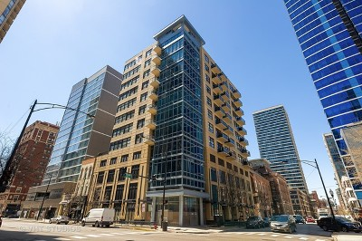 Condo/Townhouse For Sale: 101 West Superior Street #906