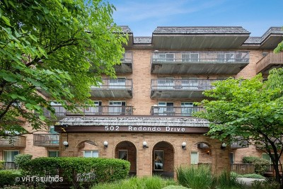 Downers Grove Condo/Townhouse For Sale: 502 Redondo Drive #106