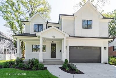 Glenview Single Family Home For Sale: 933 Echo Lane