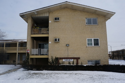 Midlothian IL Condo/Townhouse For Sale: $40,000