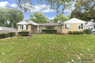 Lisle Single Family Home For Sale: 5107 Lincoln Avenue