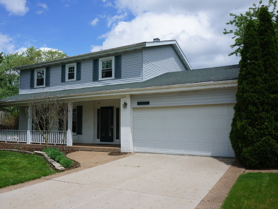 Darien Single Family Home For Sale: 7117 Seminole Drive