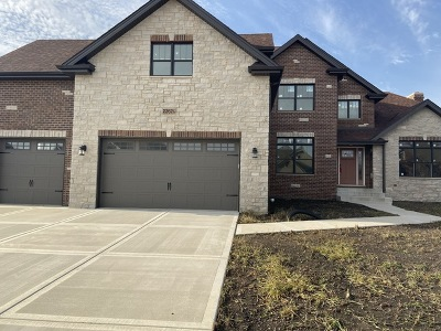 Frankfort Single Family Home For Sale: 22620 Hunters Trail