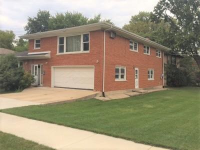 Barrington Multi Family Home For Sale: 342 East Russell Street