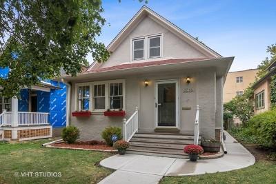 Single Family Home For Sale: 2036 Pratt Court