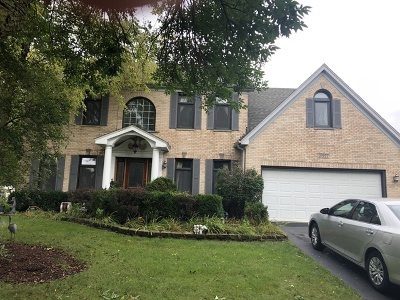 Naperville Single Family Home For Sale: 2311 Snapdragon Road