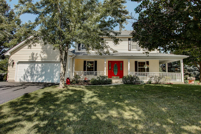 Wauconda Single Family Home For Sale: 1145 Erica Drive