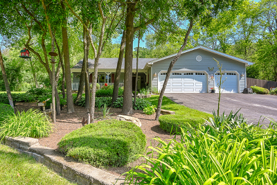 Wheaton Single Family Home For Sale: 28w140 Mack Road