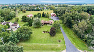 Huntley Single Family Home For Sale: 16413 Harmony Road
