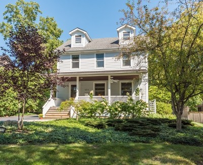Downers Grove Single Family Home For Sale: 5215 Grand Avenue