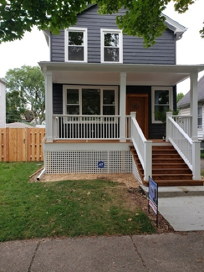 Single Family Home For Sale: 1413 Florence Avenue