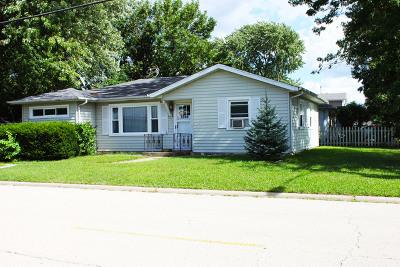 Crest Hill Single Family Home For Sale: 2300 Webb Street