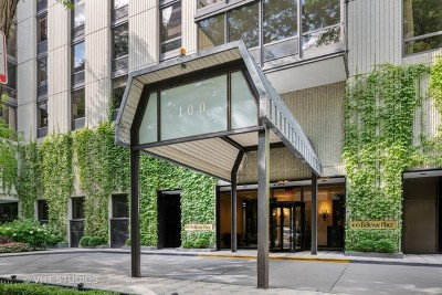 Condo/Townhouse For Sale: 100 East Bellevue Place #18F