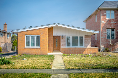 Niles Single Family Home For Sale: 8147 North Grace Avenue