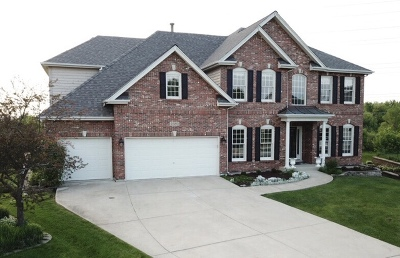 Aurora Single Family Home For Sale: 1680 Brookview Court