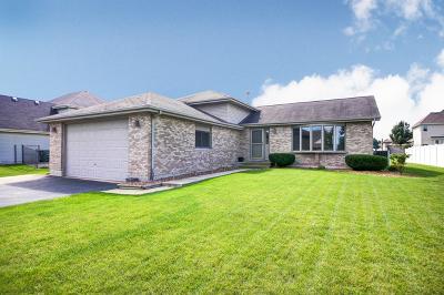 New Lenox Single Family Home For Sale: 1560 Monarch Avenue