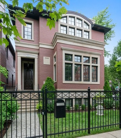 Single Family Home For Sale: 3754 North Janssen Avenue