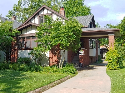 River Forest Single Family Home Price Change: 512 Thatcher Avenue
