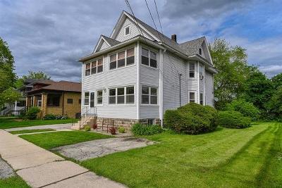 Wheaton Multi Family Home For Sale: 627 South Hale Street