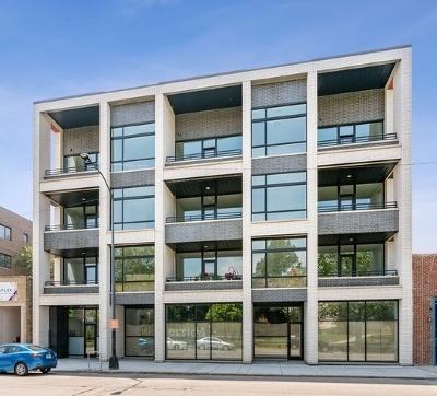 Condo/Townhouse For Sale: 4330 North California Avenue #4C