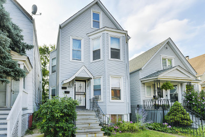 Multi Family Home For Sale: 2965 North Wisner Avenue