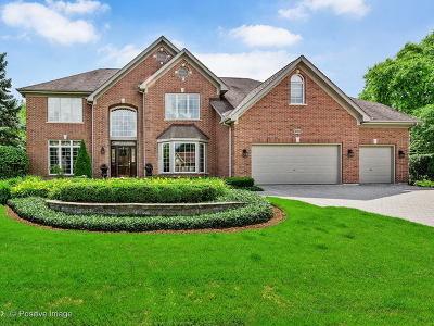 Wheaton Single Family Home For Sale: 830 Deerpath Court