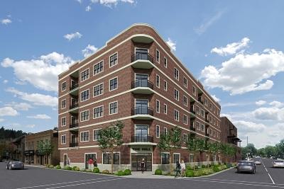 Elmhurst Condo/Townhouse Contingent: 105 South Cottage Hill Avenue #204